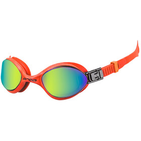 ORCA Killa 180° Brille high vis orange